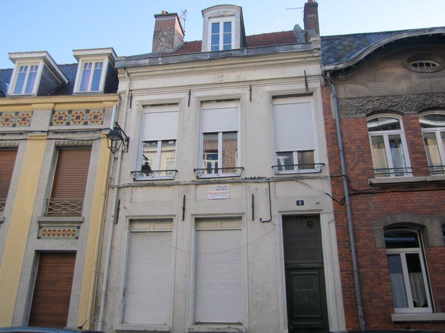 Immeuble de rapport à vendre F6 à Cambrai