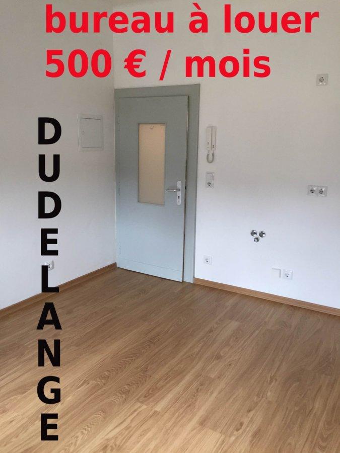 DUDELANGE-CENTRE  A LOUER BUREAU INDÉPENDANT AU CALME - boite aux lettre privative - sonnette - fenêtre  - wc