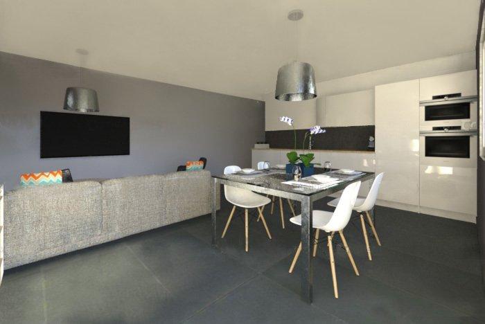 acheter appartement 2 pièces 46.2 m² hettange-grande photo 2