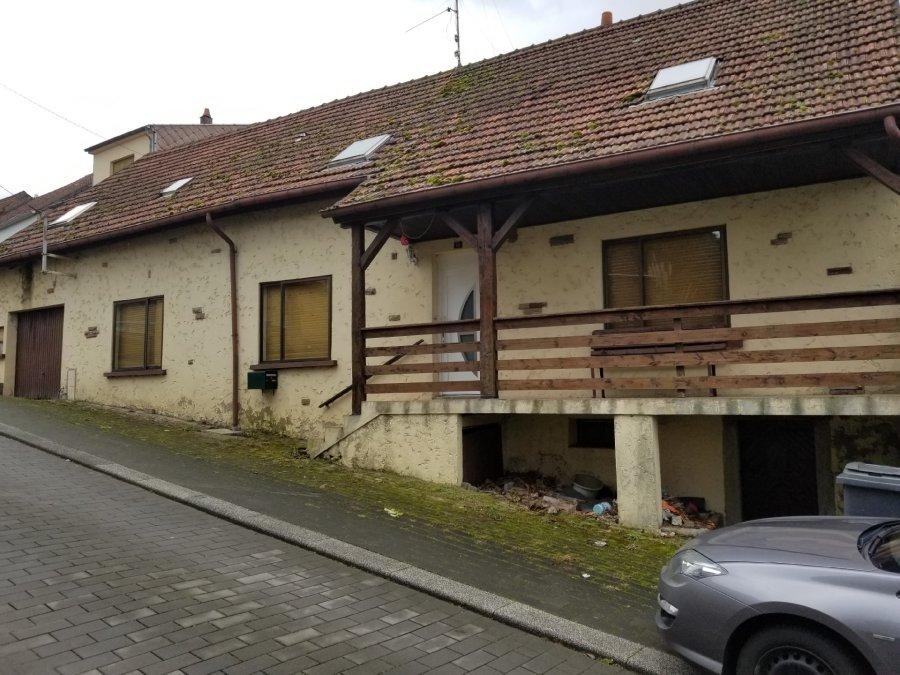 haus kaufen 8 zimmer 186 m² sarralbe foto 1