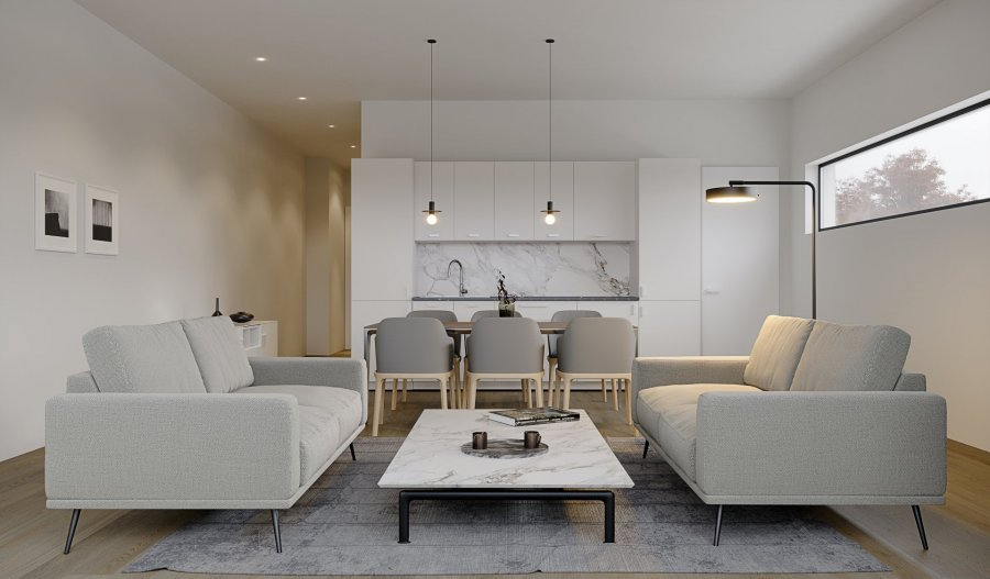 acheter appartement 2 chambres 72.76 m² binsfeld photo 3
