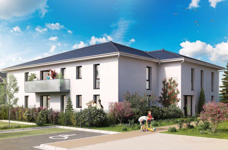 acheter appartement 4 pièces 77 m² richemont photo 1
