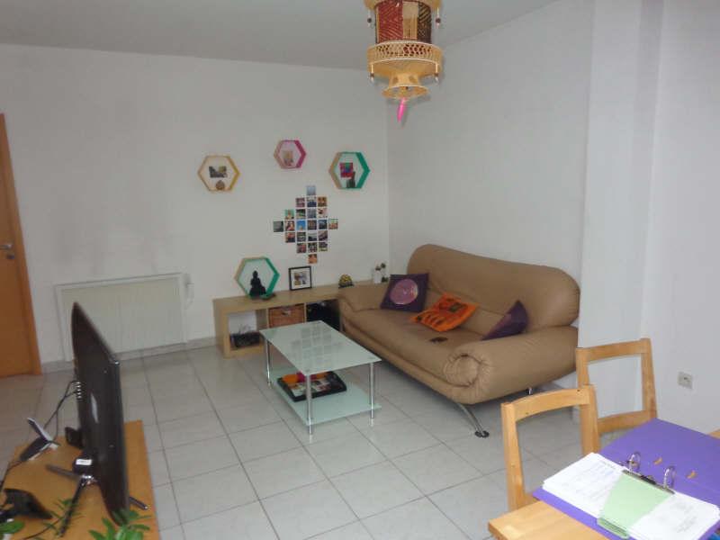 Appartement à louer F2 à Entrange