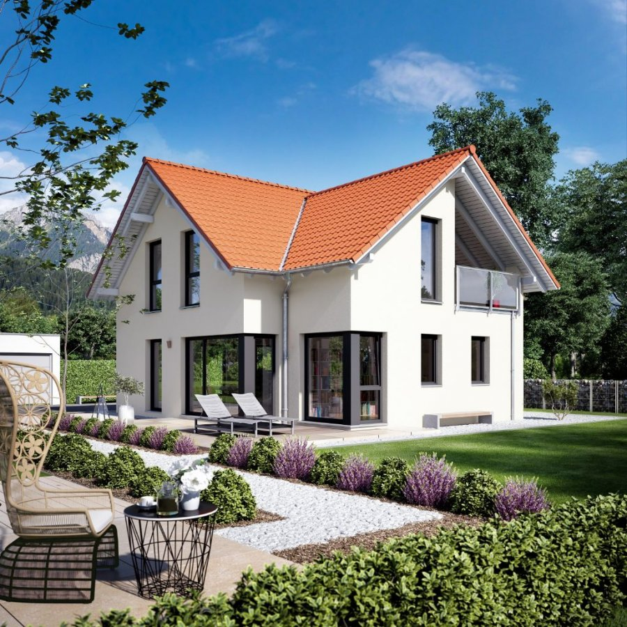 ^ House 3 bedrooms to buy at Marnach - Delano - Luxembourg in nglish