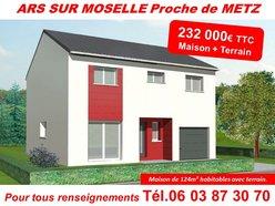 Maison à vendre F6 à Ars-sur-Moselle - Réf. 6092702