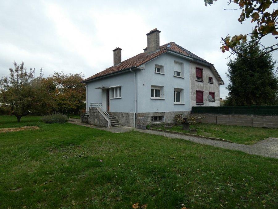 Maison à louer F6 à Hayange-Marspich