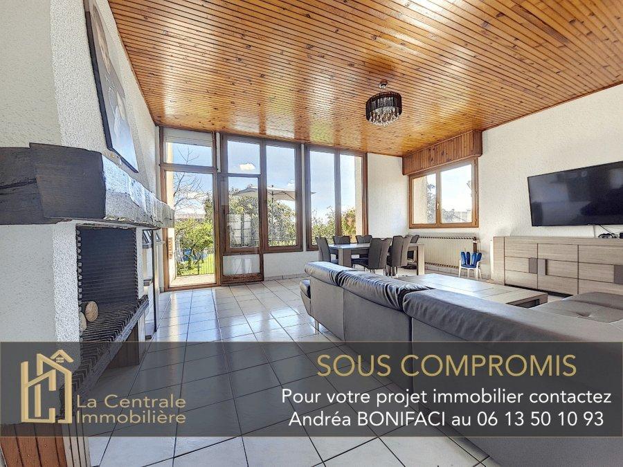 Maison individuelle à vendre F5 à Dommary-Baroncourt