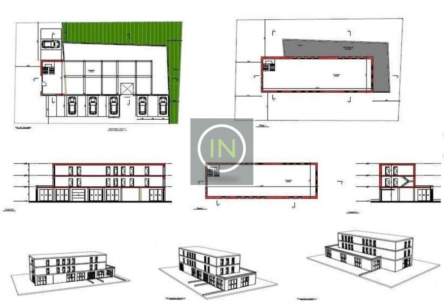 acheter entrepôt 0 chambre 310 m² foetz photo 4