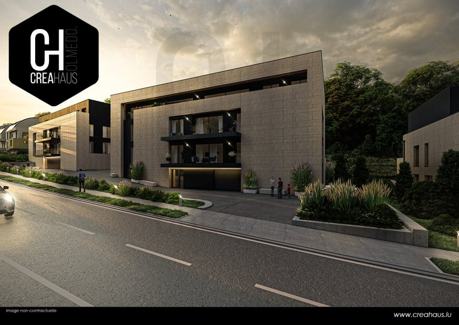 acheter appartement 2 chambres 77.57 m² bridel photo 3