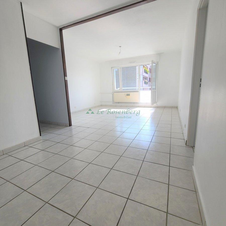 Appartement à vendre F3 à Huningue