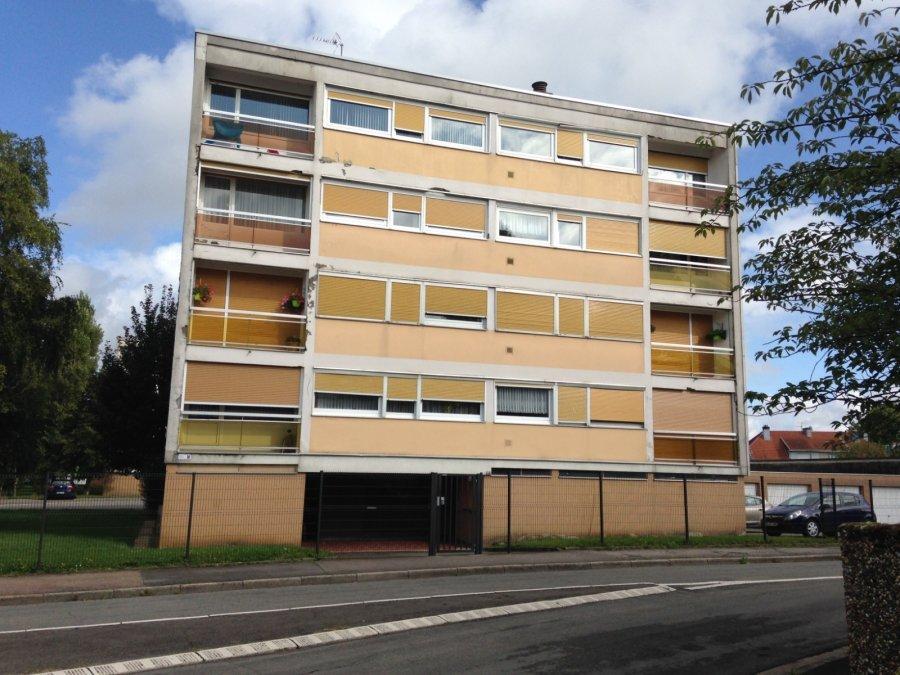 Appartement à vendre F3 à LONGWY-HAUT