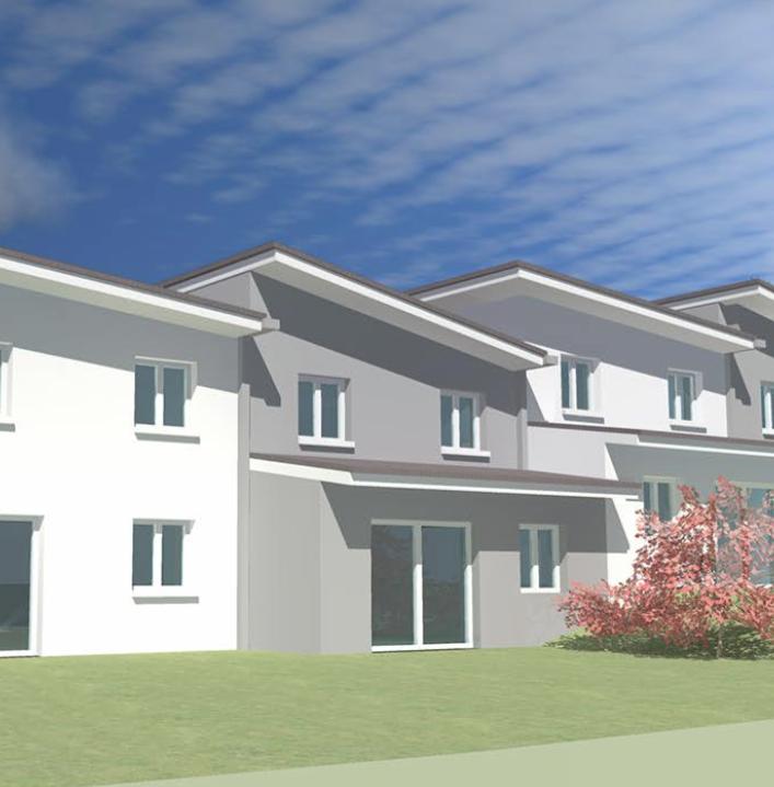 Big habitat votre construction avec de big garanties for Modele maison mitoyenne
