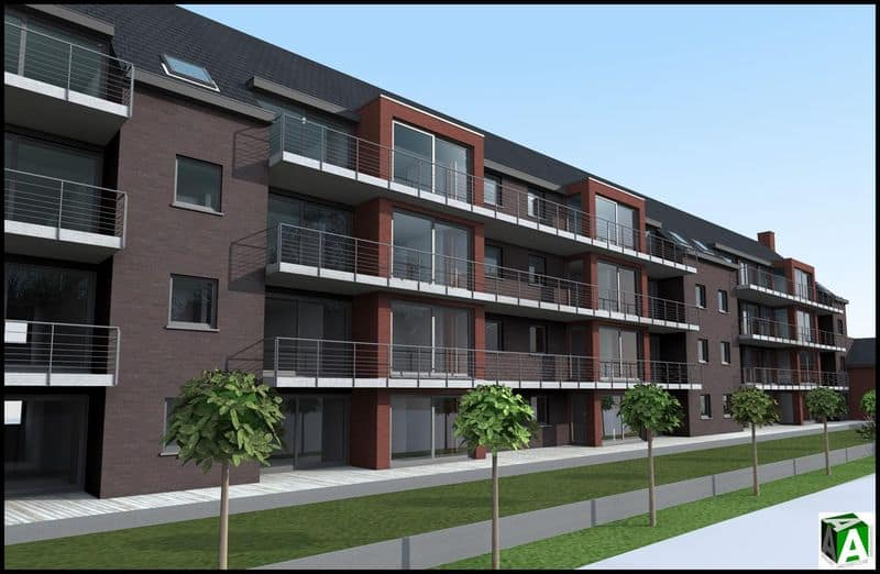 acheter appartement 0 pièce 77 m² mouscron photo 4