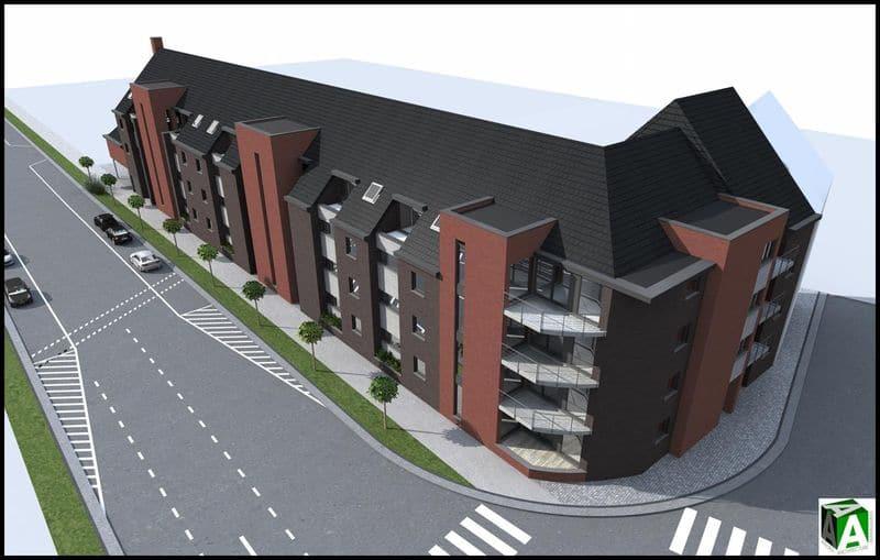 acheter appartement 0 pièce 77 m² mouscron photo 1