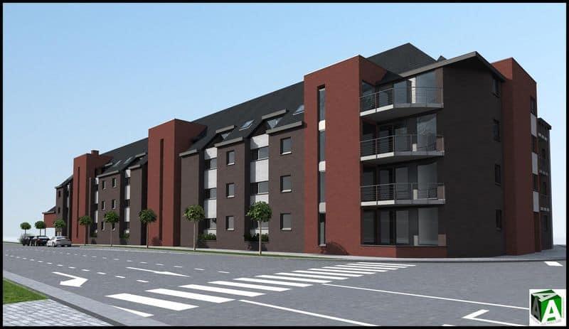 acheter appartement 0 pièce 77 m² mouscron photo 2