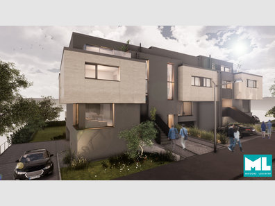 Duplex for sale 3 bedrooms in Luxembourg-Cessange - Ref. 6743726