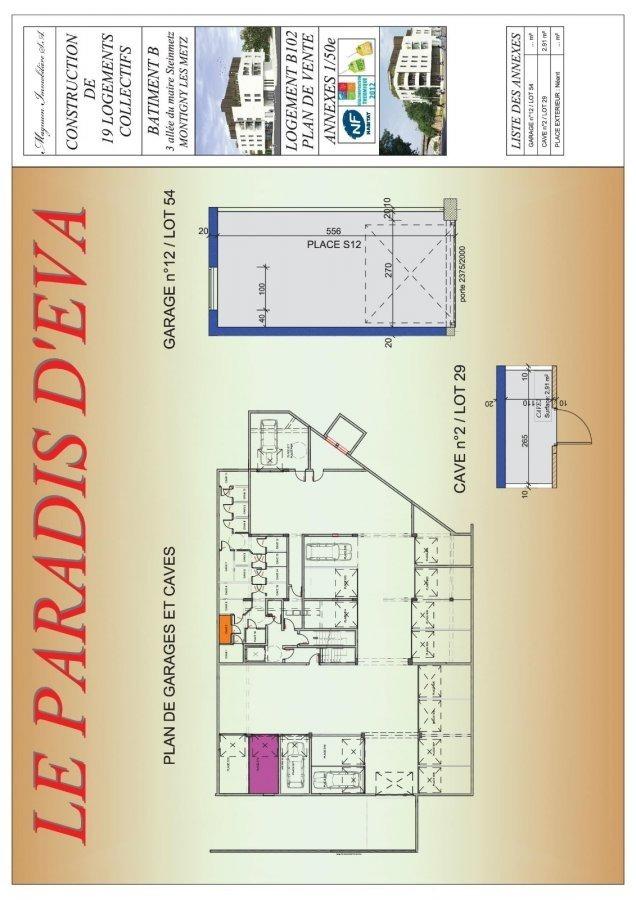 acheter appartement 3 pièces 63.8 m² montigny-lès-metz photo 4