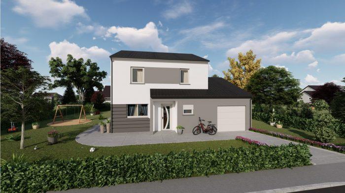 acheter maison 5 pièces 107 m² bayon photo 1