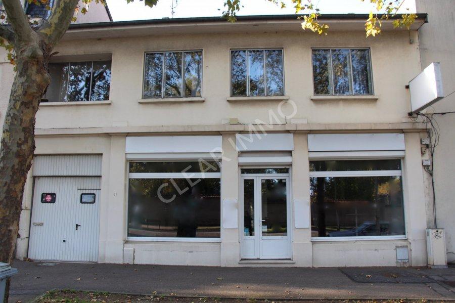 acheter local commercial 6 pièces 268 m² nancy photo 1