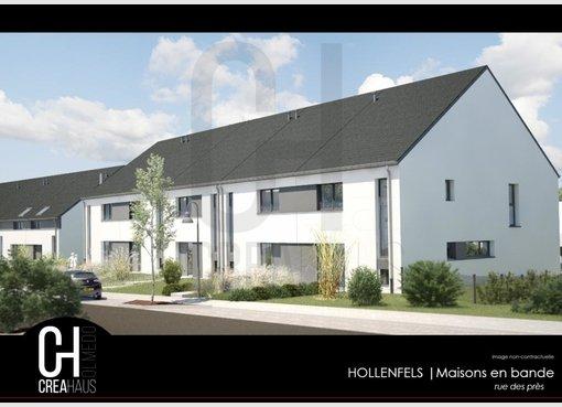 Maison mitoyenne à vendre 3 Chambres à Hollenfels (LU) - Réf. 6188206