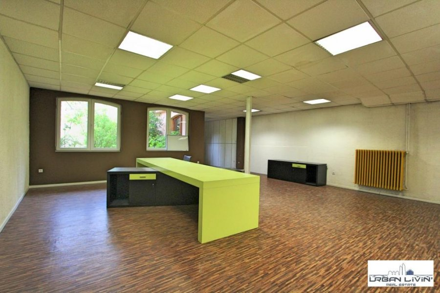 acheter bureau 2 chambres 84 m² differdange photo 2