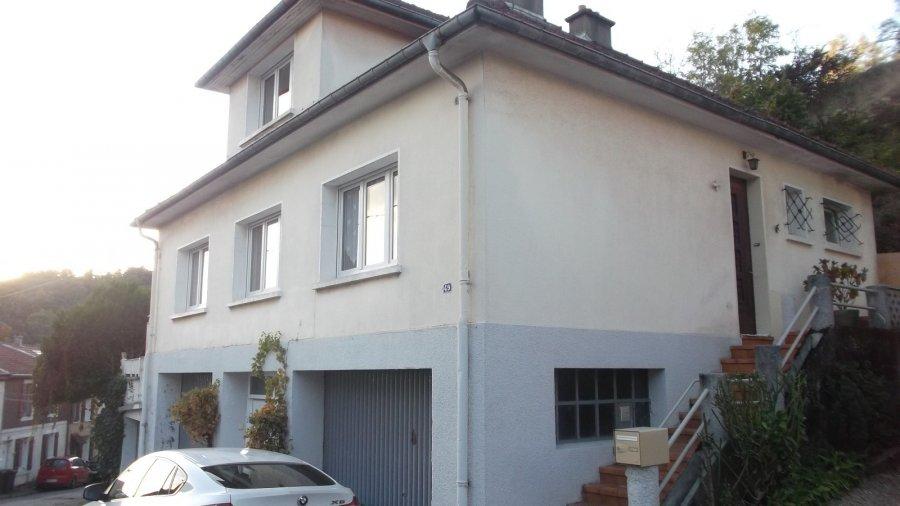 Maison individuelle à vendre F4 à Saulnes