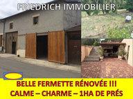 Maison à vendre F3 à Sampigny - Réf. 4862142