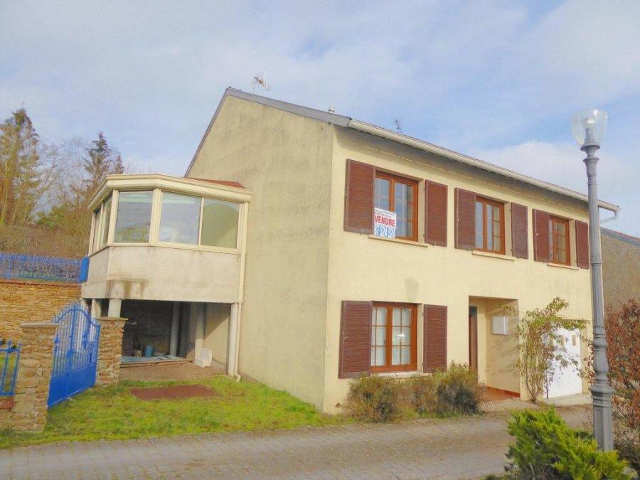 acheter maison mitoyenne 6 pièces 127 m² mars-la-tour photo 1