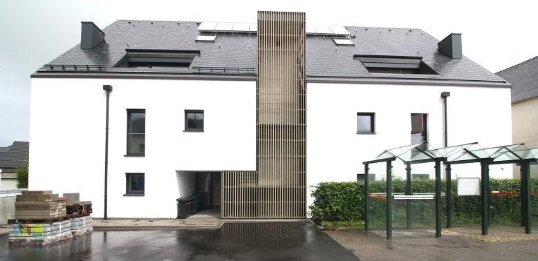 Appartement à louer 2 chambres à Heinerscheid