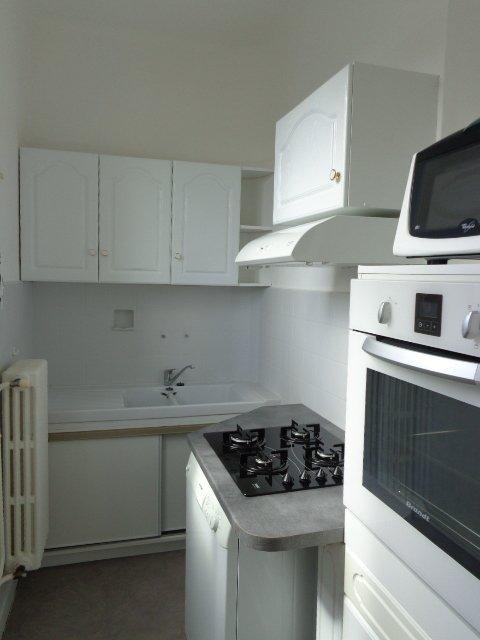 Appartement à louer F3 à Thionville-Victor Hugo