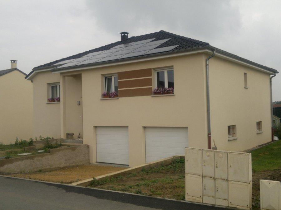 acheter terrain + maison 5 pièces 100 m² cattenom photo 1