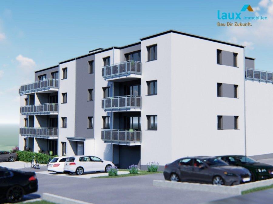 wohnung kaufen 2 zimmer 55.56 m² quierschied foto 1