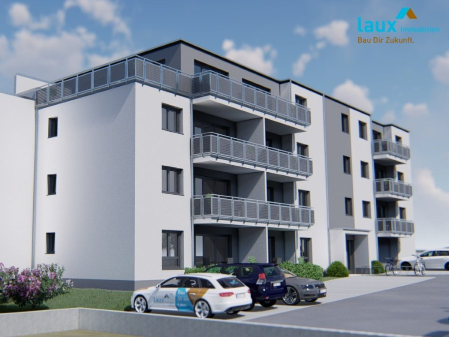 wohnung kaufen 2 zimmer 55.56 m² quierschied foto 2