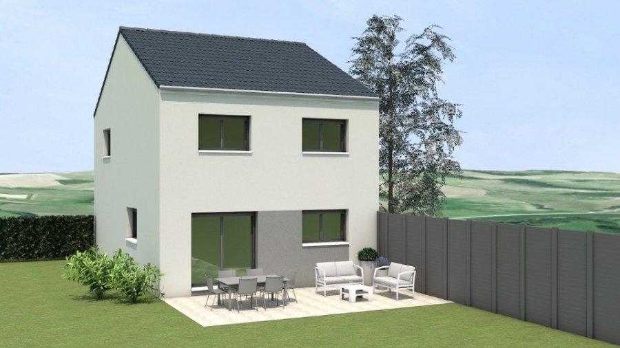 acheter maison 5 pièces 105 m² rombas photo 1