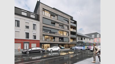 Apartment block for sale in Luxembourg-Bonnevoie - Ref. 6341822