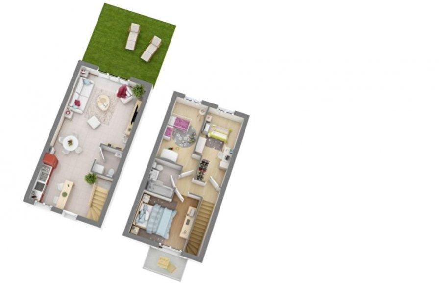 acheter appartement 3 pièces 66 m² amnéville photo 7