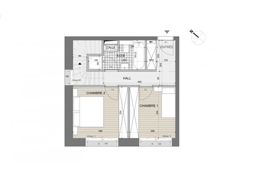 Triplex à vendre 4 chambres à Godbrange