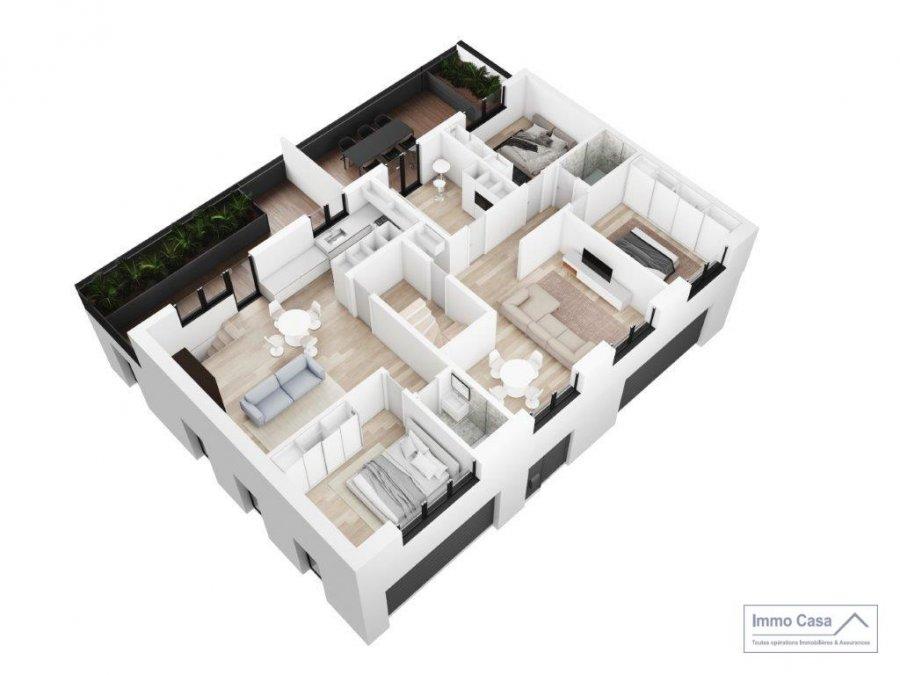 Appartement à vendre 3 chambres à Nospelt