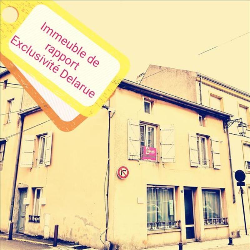Immeuble de rapport à vendre à Ars-sur-moselle