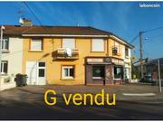 Immeuble de rapport à vendre F6 à Damelevières - Réf. 7072190