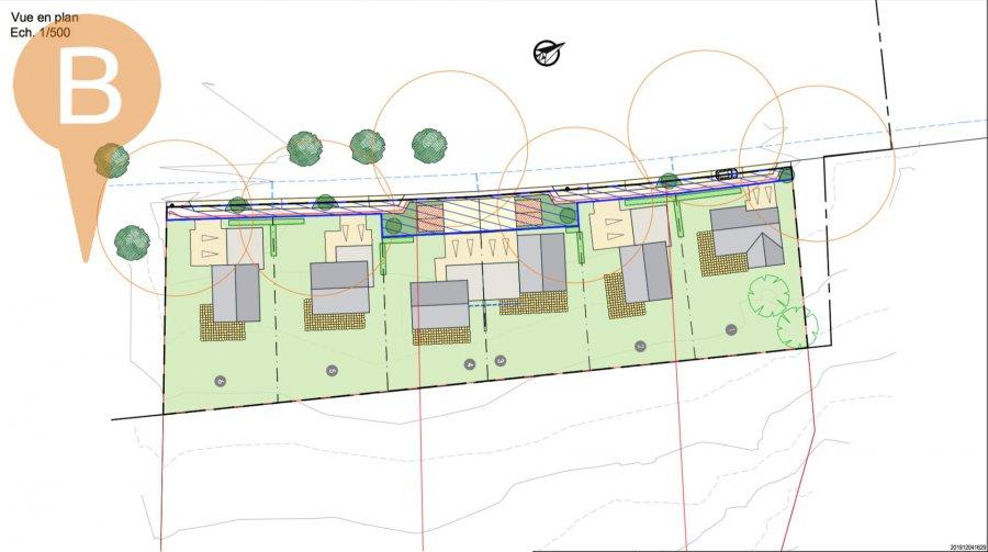 Terrain constructible à Huldange