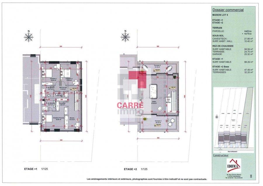 acheter maison 4 chambres 204.82 m² frisange photo 6