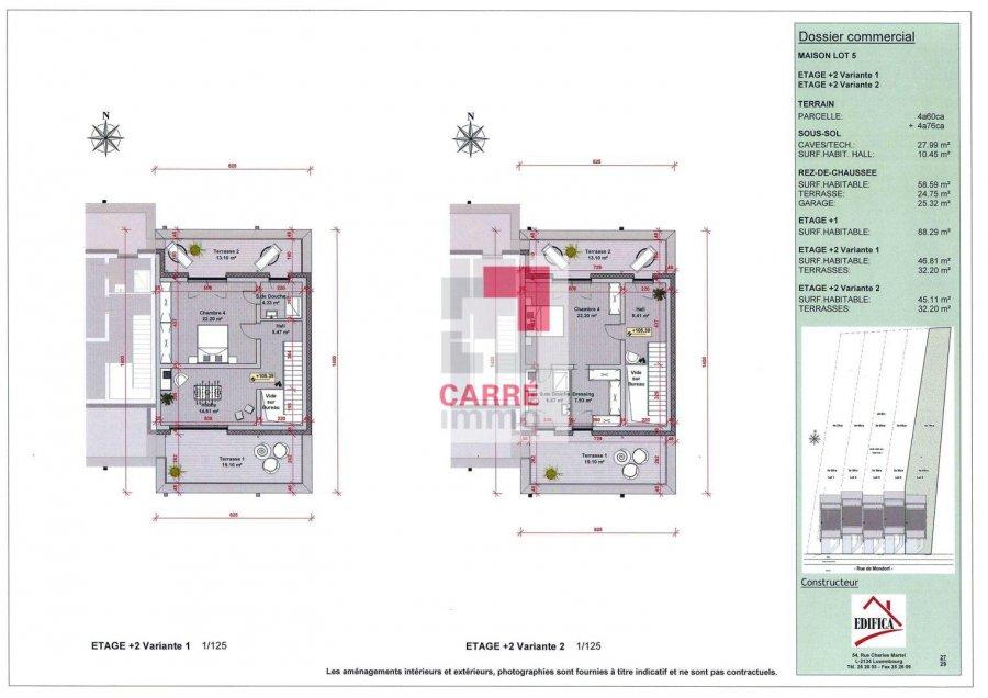 acheter maison 4 chambres 204.82 m² frisange photo 7