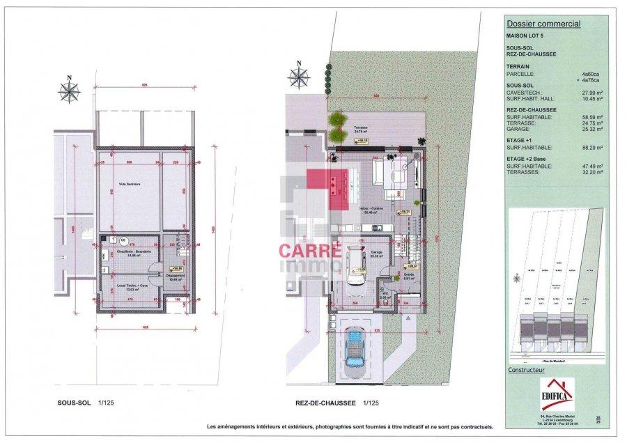 acheter maison 4 chambres 204.82 m² frisange photo 5