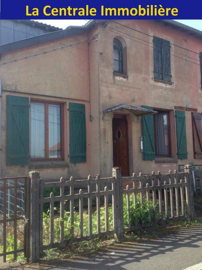 acheter maison mitoyenne 3 pièces 70 m² joudreville photo 1