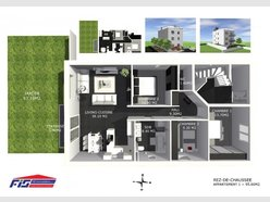 Appartement à vendre 3 Chambres à Differdange - Réf. 4987838