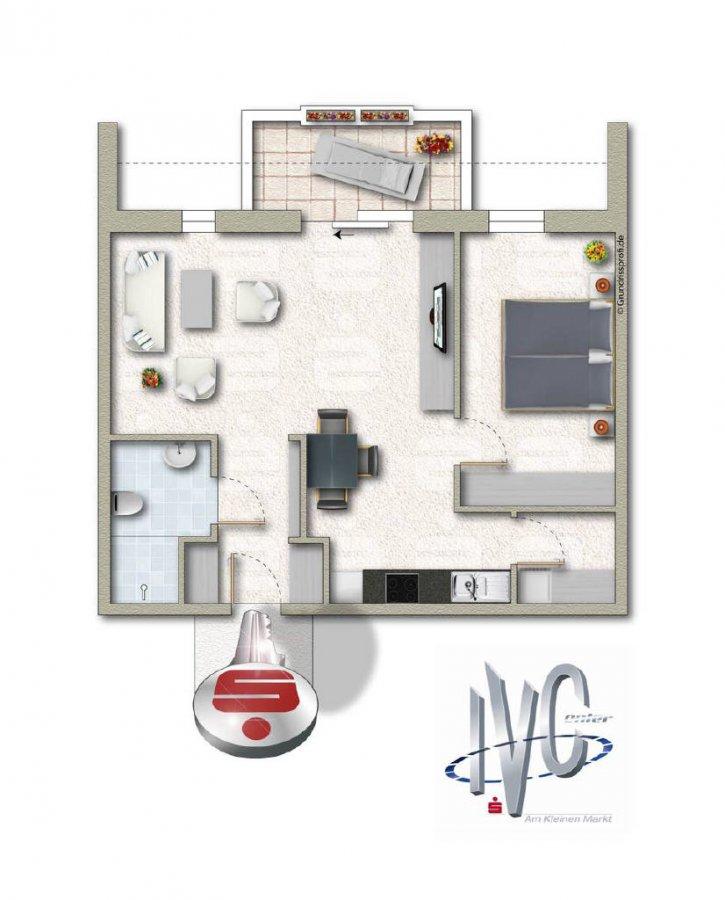 apartment for buy 2 rooms 58.66 m² überherrn photo 1
