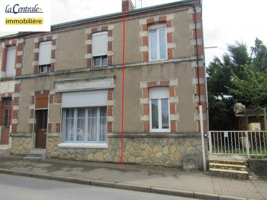 Maison jumelée à vendre F6 à Piennes