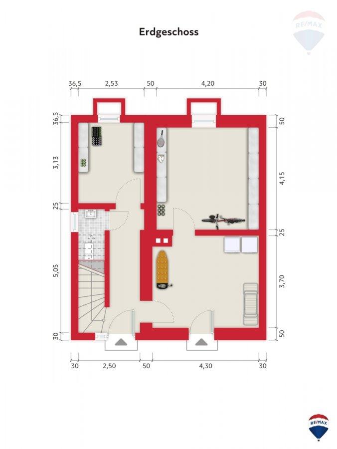 acheter maison mitoyenne 5 pièces 180 m² beckingen photo 2