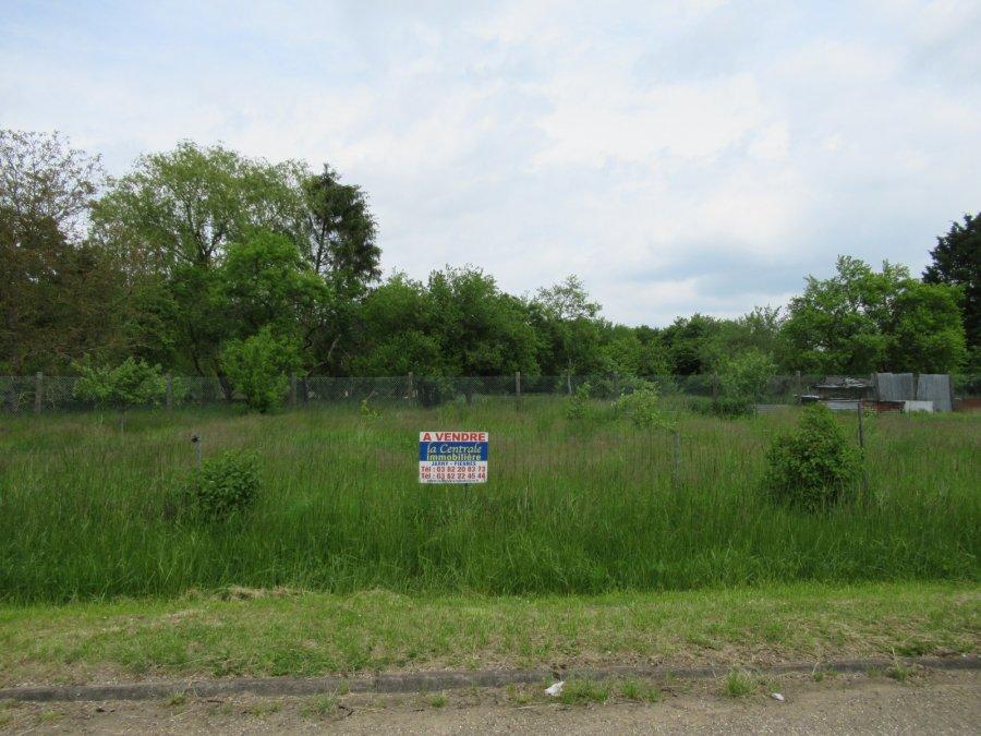 Terrain constructible à vendre à rue du vieux moulin